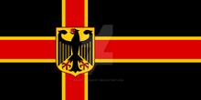 Bundesdienstflagge (See)