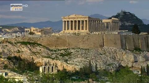 Herrscher des Olymp - Die Götter der Griechen und Römer (Doku) HD