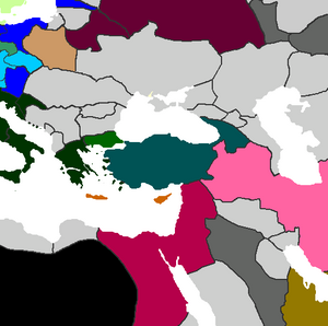 Offer to Persia (PMII)