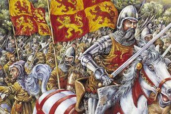Owain Glyndŵr rises (MdM)