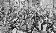 Riot in Stettin