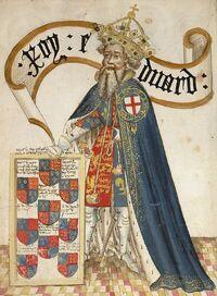 Edward III of England (Order of the Garter)