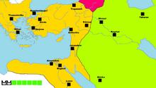 Orient Mongolen
