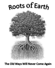 Roots of Earth Y2K logo
