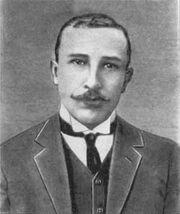 Савинков в 1910х годах