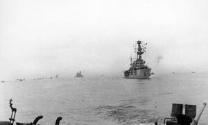 Советский Флот - Дуврское сражение
