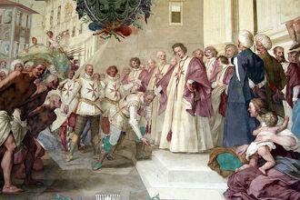 Хуан IV и Госпитальеры