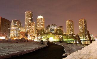 Boston new rngland