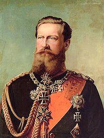 Resultado de imagen para Fotos de Federico III, emperador (káiser) alemán