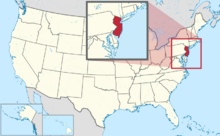 New Jersey in United States (zoom)