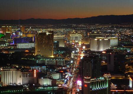 UTH Las Vegas Strip (VegWorld)