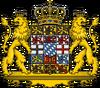 Wappen des Königreichs Burgund (KthB) nach 1815