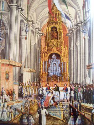 Коронация Франсиско