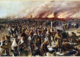 Отступление русских войск из Восточной Пруссии