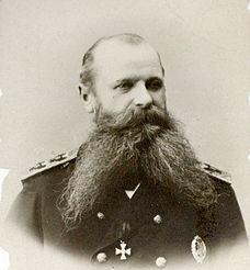 Степан Осипович Макаров-адмирал