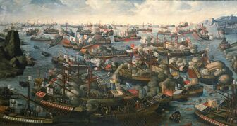 Battle of Lepanto 1571