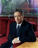 Jon Stewart On Couch