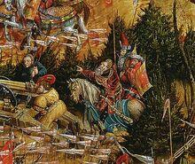 Krell Battle of Orsha (detail) 07