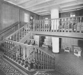 Titanic2classstairs