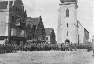 В Восточной Пруссии