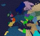 Третье чудо Бранденбургского дома (карта)