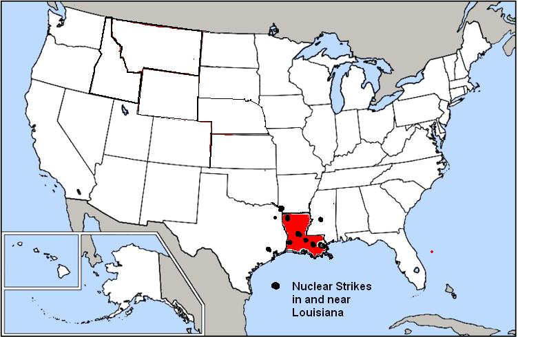 Louisiana (1983: Doomsday) | Alternative History | FANDOM powered by ...