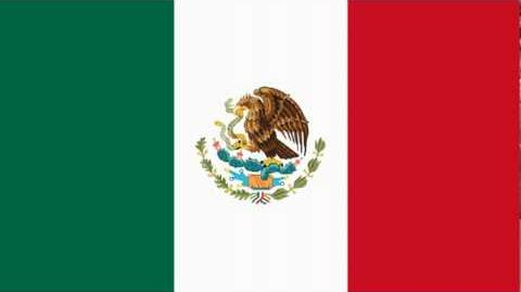 Mexico National anthem