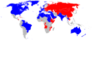 World Map 1982