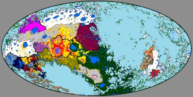 Страны мира - 1275 год