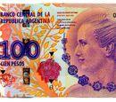 Peso argentino (MNI)