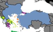 Aegina Treaty Ottomans PM3 1402