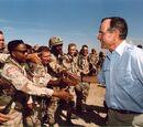 George H. W. Bush (1983: Doomsday)