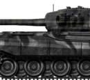 STRV M/40 (Global Pacification: World at War Map Game)