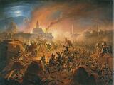 Первая Южная война(Полтавский эндшпиль)
