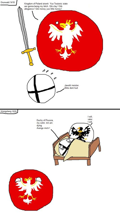 Avenge Teutonic