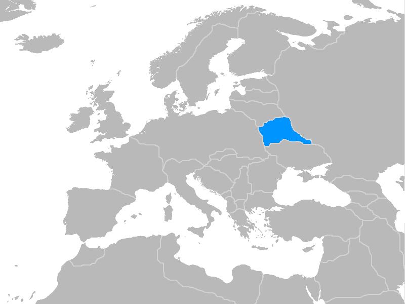 Belarusian National Republic Axis Triumph Alternative History