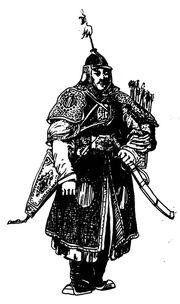 Darius drawing