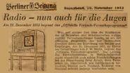 Fernsehen1952
