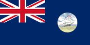 Flag of British Guiana 1875-1906