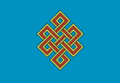 Flag of Tibetan National Reform Party (TNE).png