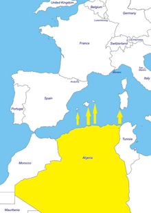 Invasion argelina
