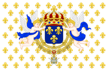 Royaume de France-flag