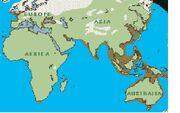 World 15,000 BC
