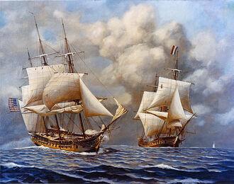 Американо-французская война