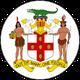 Badge of Jamaica (America Type Beta)