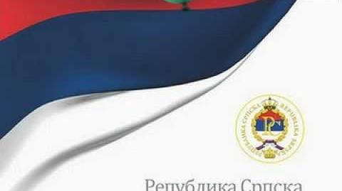 Moja Republika - Himna Republike Srpske
