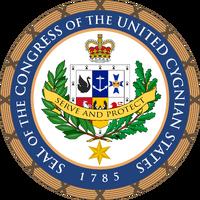 Seal of the Cygnian Congress