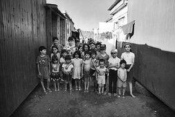 Ингушские дети беженцы