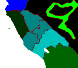 Division of Uttarshina (PMII)