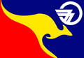 Flag of Songkhla (SM 3rd Power).png